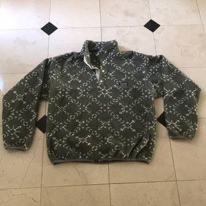 Patagonia Vintage Synchilla Fleece Snap T Pullover